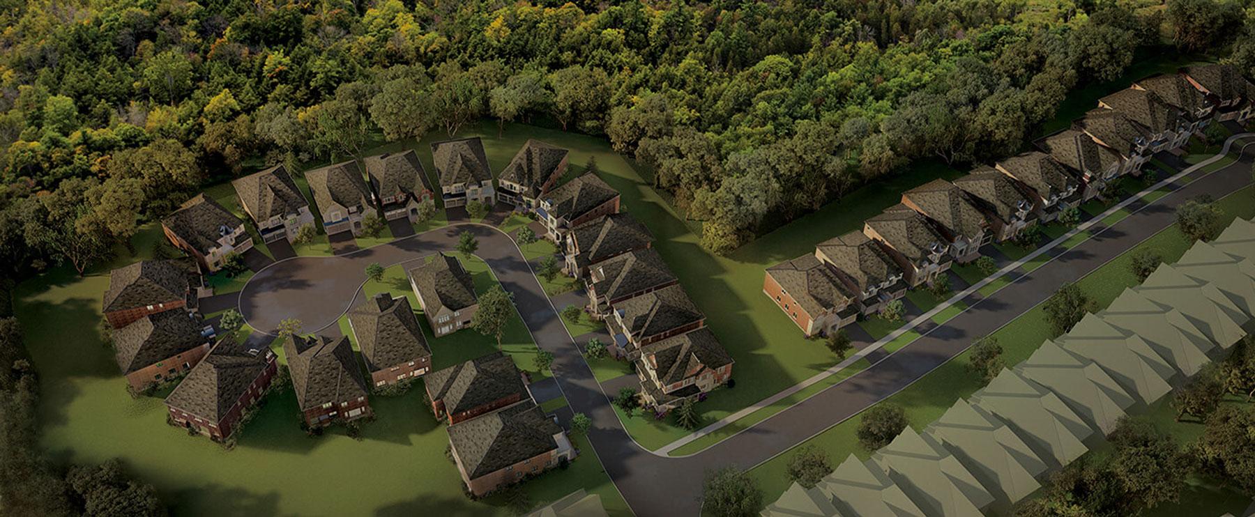 Neighbourhood of View in Vaughan 2